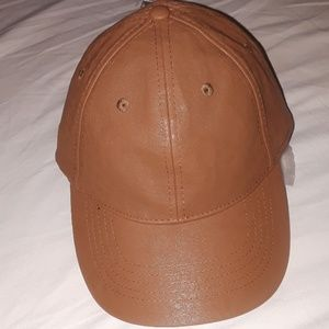 Accessories - LLEATHER  CAP